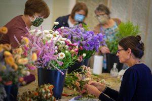 Flower Keepsakes courtesy of Ducks & Daffodils